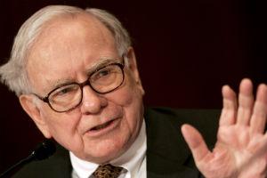 Buffett Tops List of Largest Donations