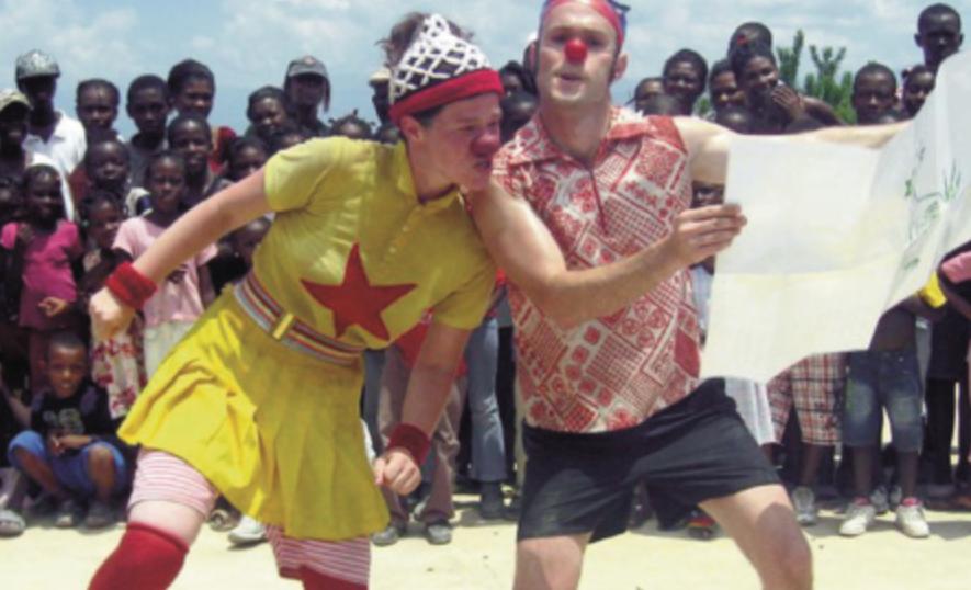 creepy clowns - charity - nonprofit