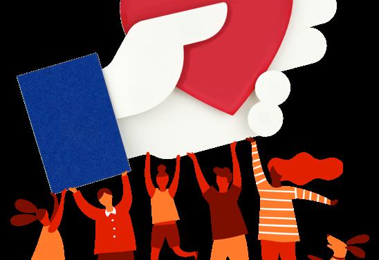Facebook fundraising nonprofit