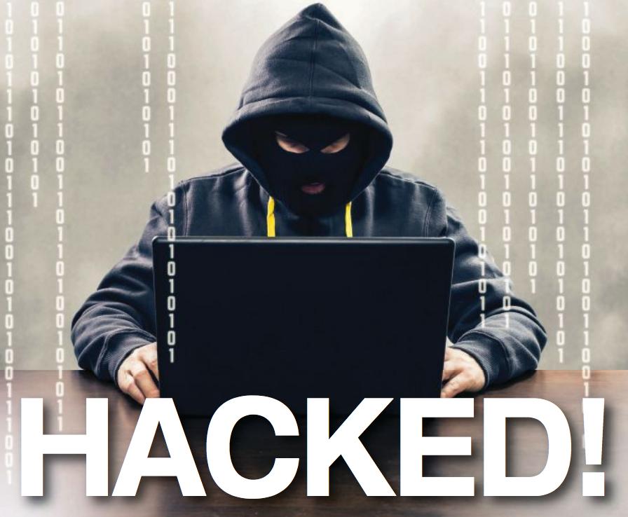 hacked nonprofit