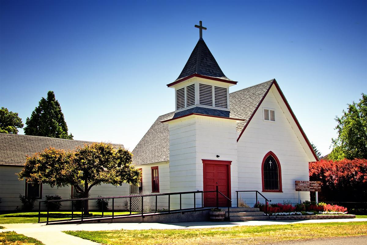 Church Funding