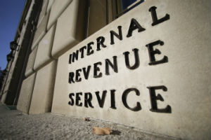IRS Might Punt, For Now, On Lobbying