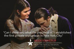 'Hamilton' Boosts Orphanage's Story, History